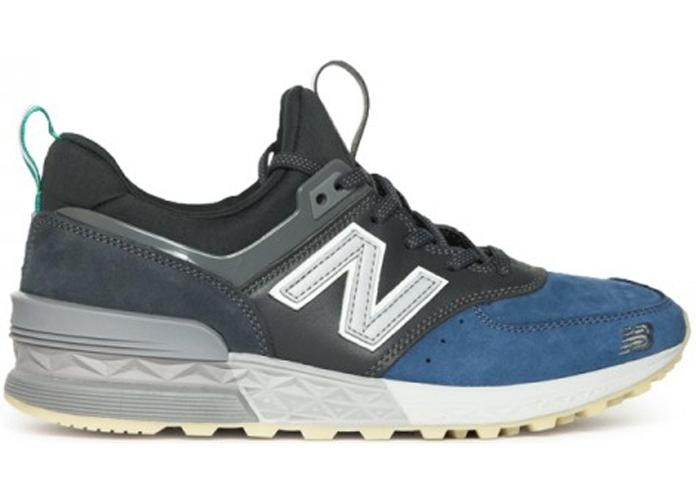new balance 574 sport grey