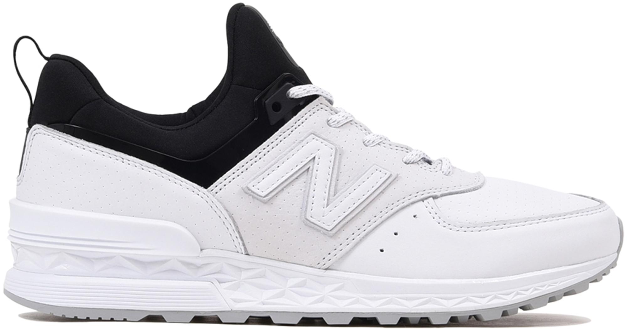New Balance 574 Sport N. Hoolywood White Black