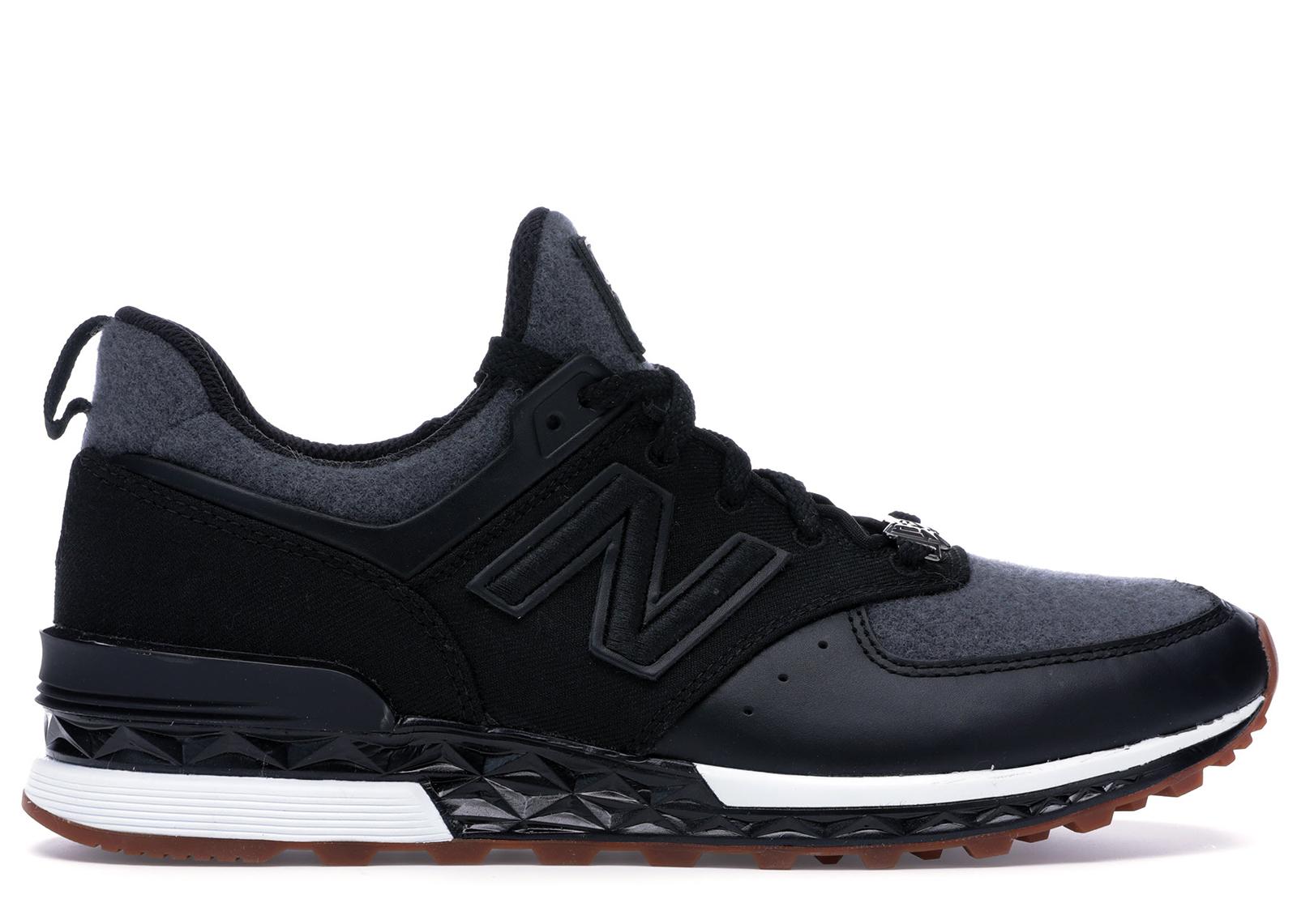 New Balance 574 Sport New Era Black