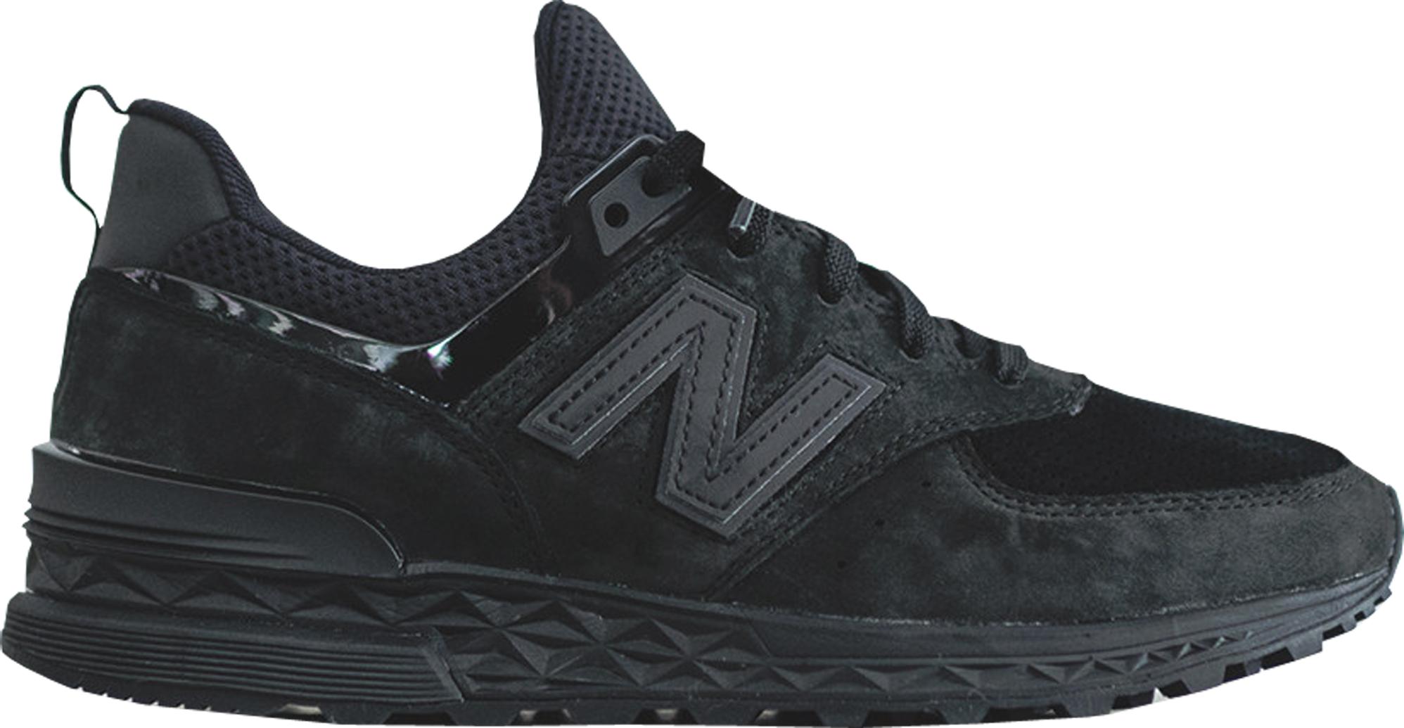 nb 574 all black