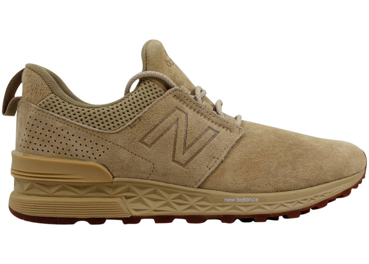 big sale 95070 a3680 New Balance 574 Sport Tan