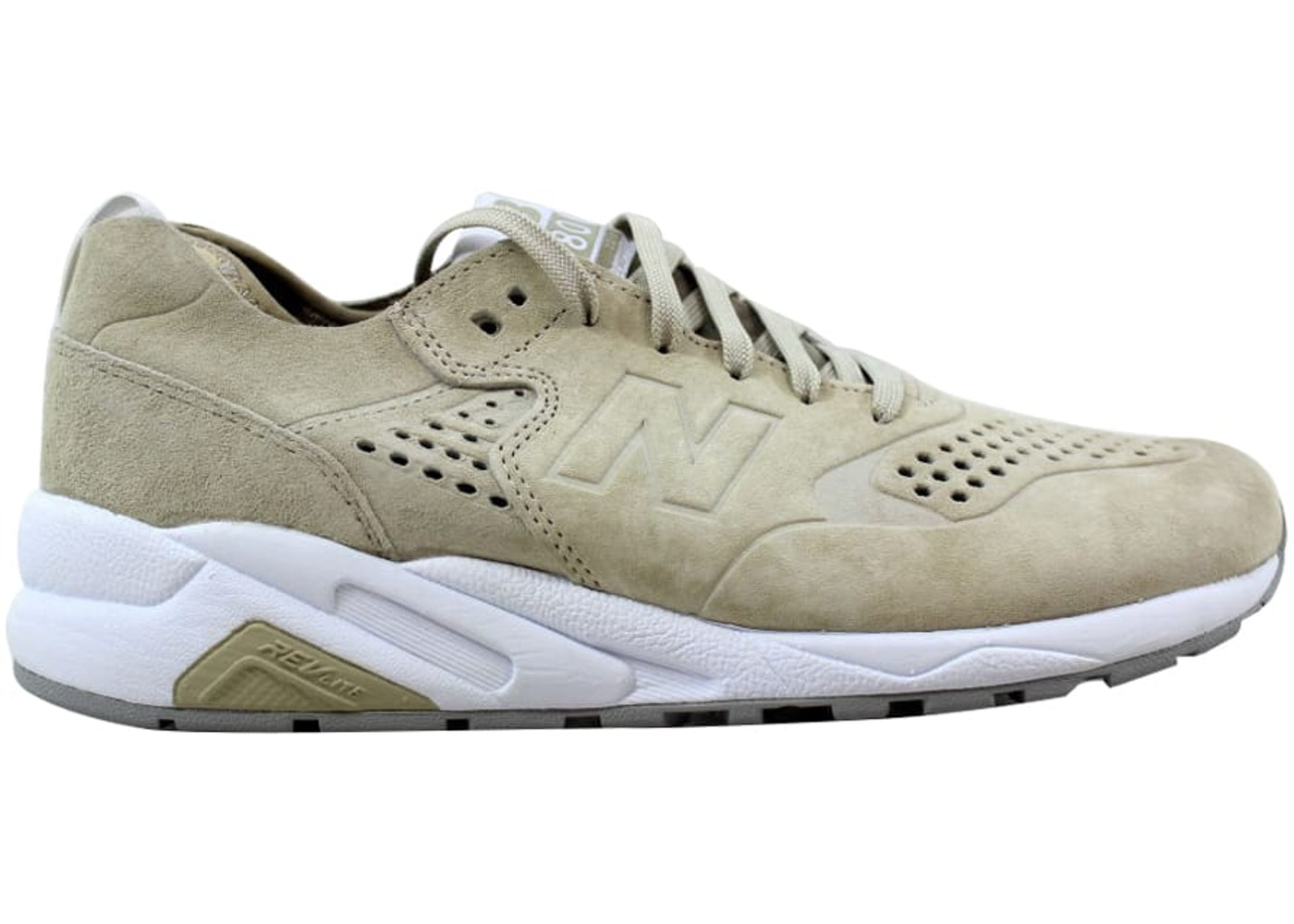 the best attitude c2a10 ac1be New Balance 580 Deconstructed Tan/Beige