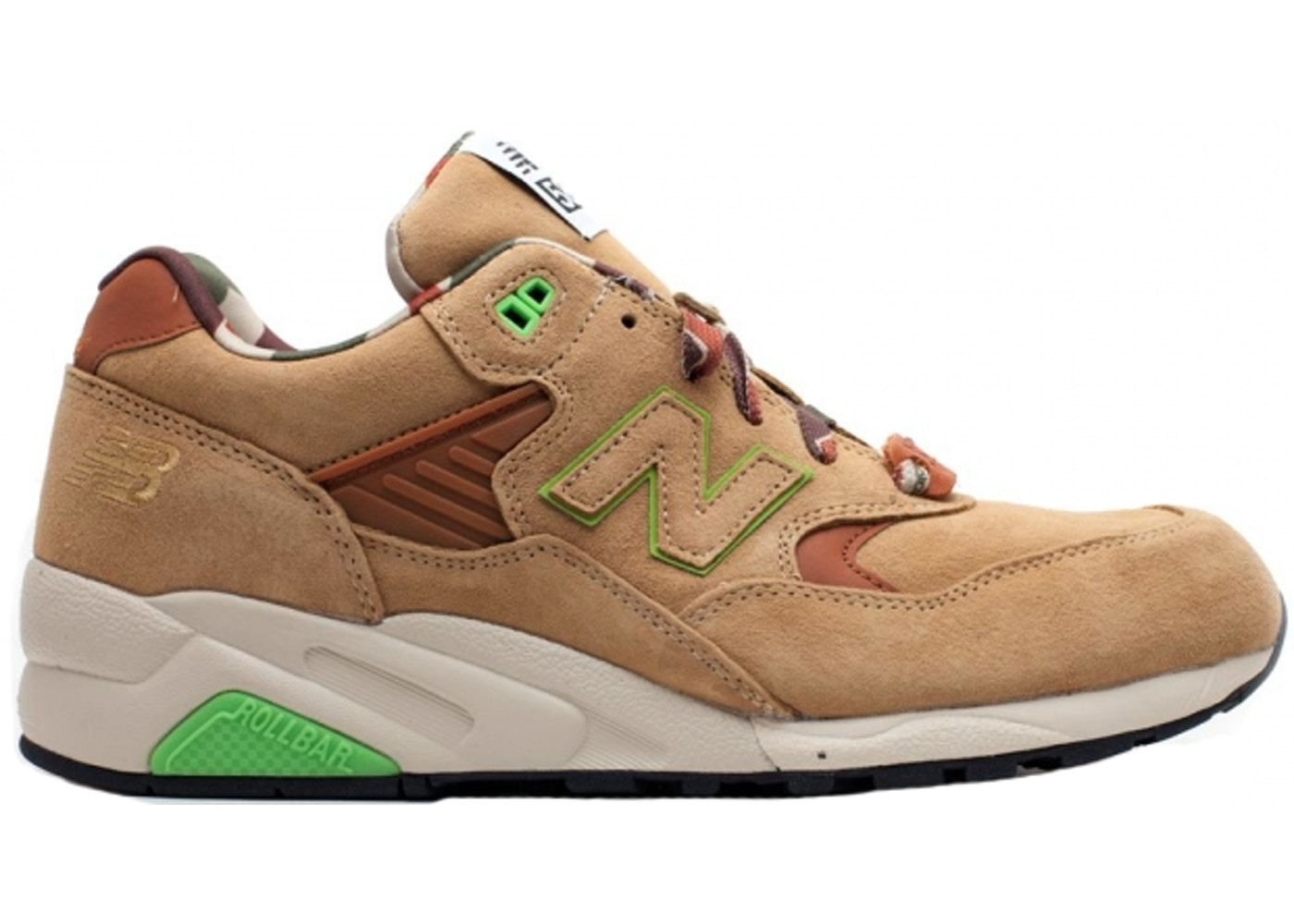 huge selection of 682ae 5ff65 New Balance 580 Fingercroxx