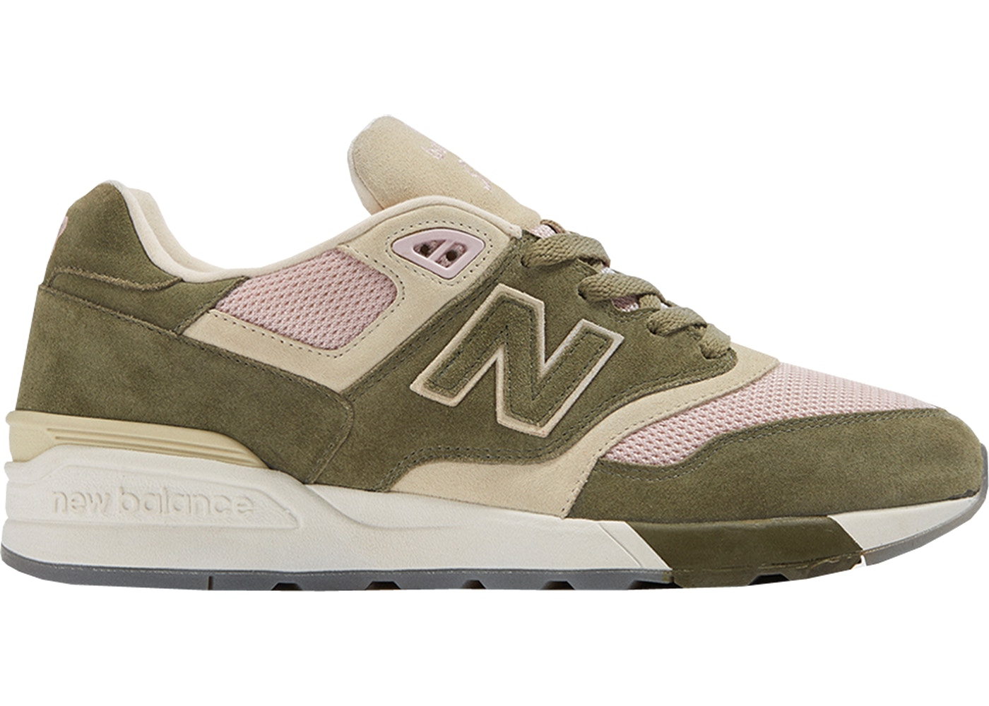 info for b0970 69d93 New Balance 597 Neotropic Green - Sneakers