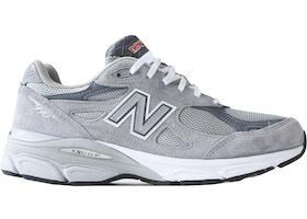separation shoes 901f2 d3237 New Balance 990 V3 Kith Grey
