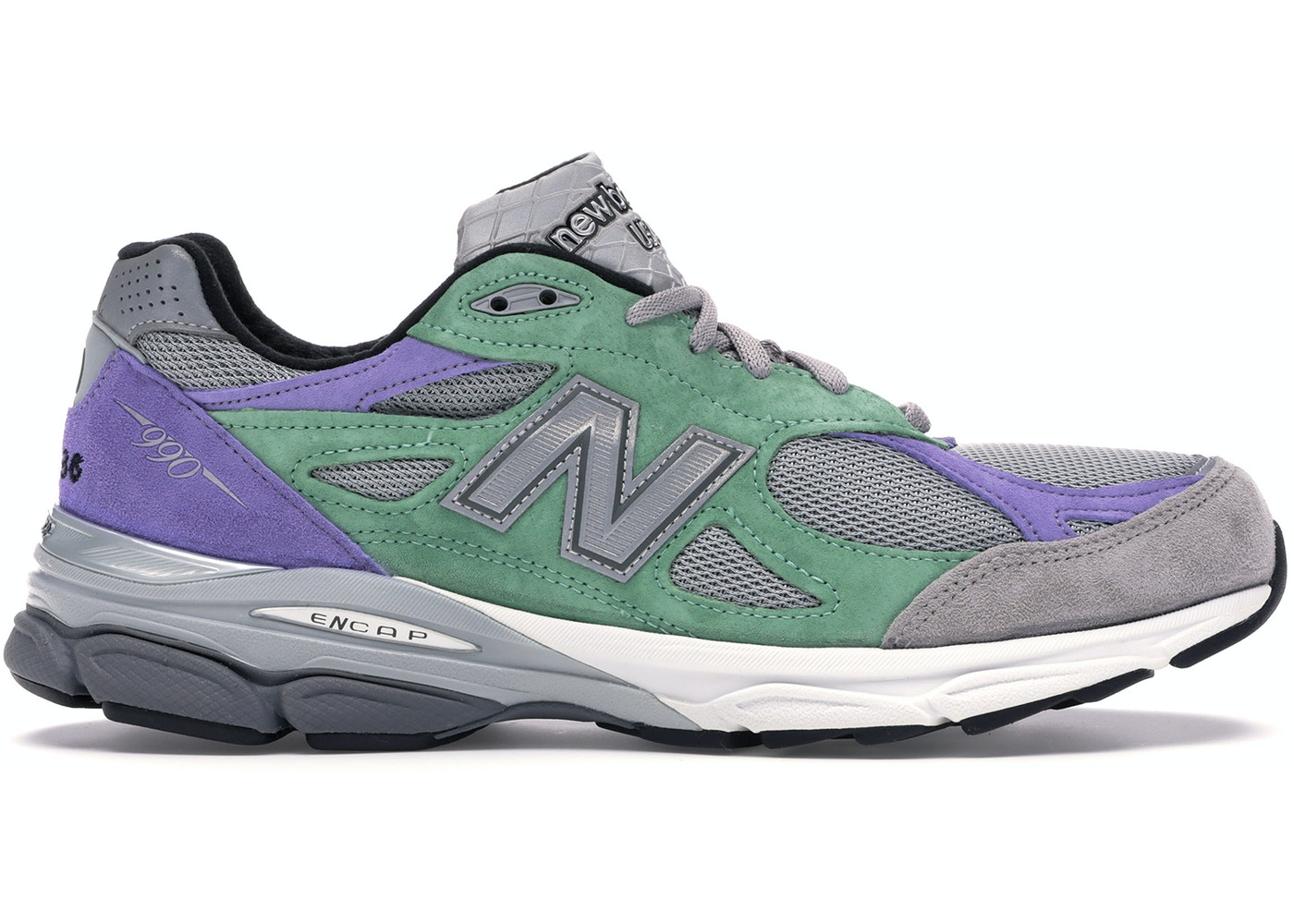 big sale 770ee cba7c New Balance 990 v3 Stray Rats Alternate