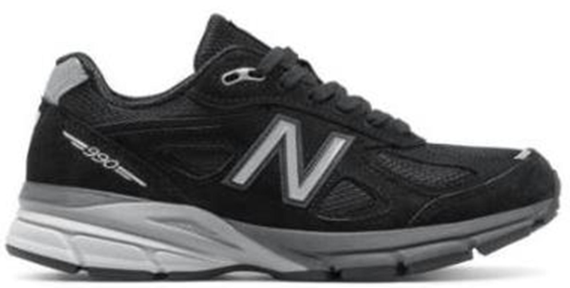 New Balance 990 v4 Black (W) - W990BK4