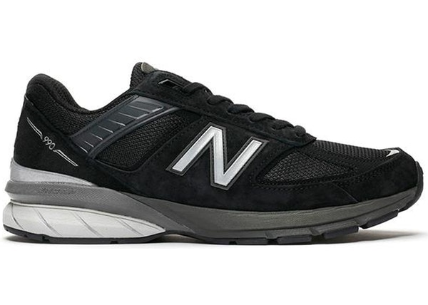 the latest 0042f 56084 New Balance 990 v5 Black