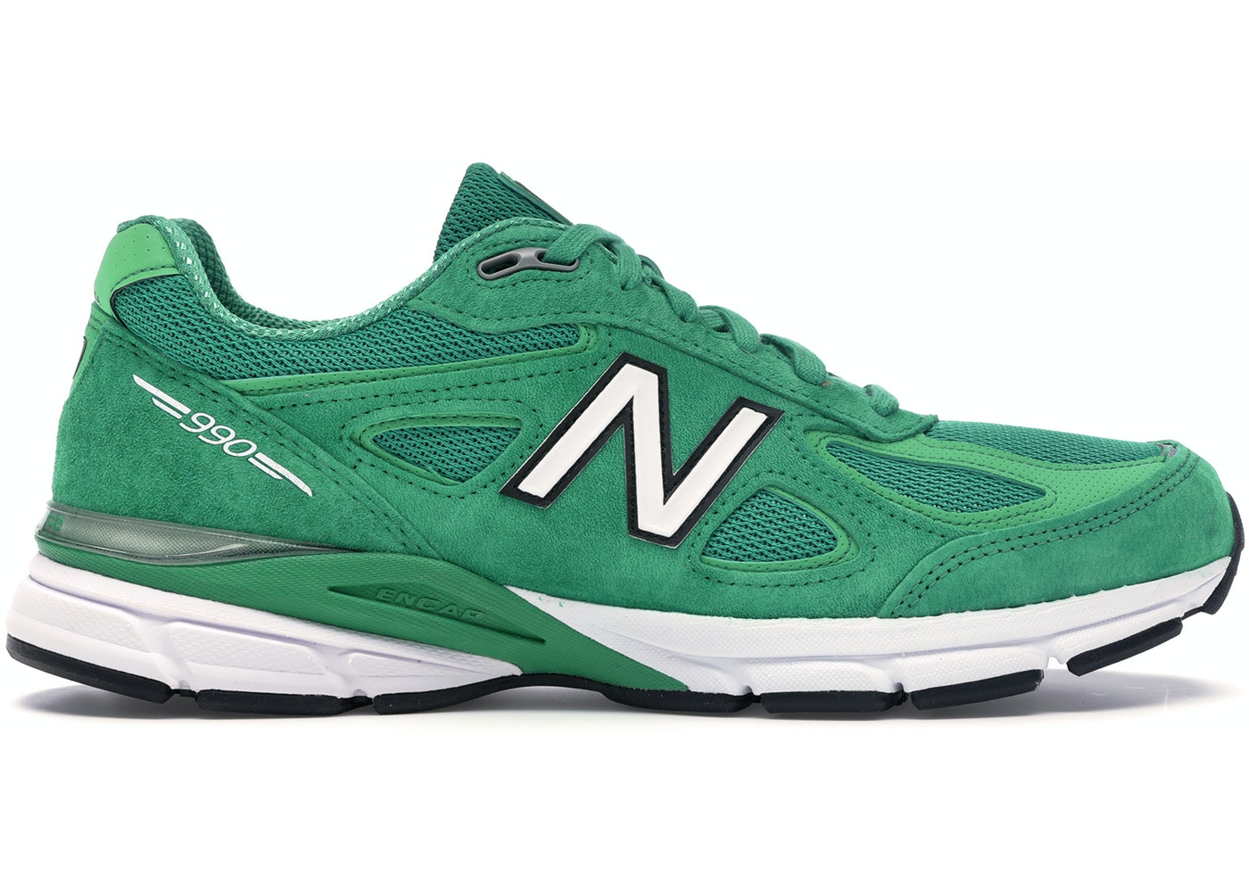 f01cc563046 New Balance 990v4 Green - M990NG4