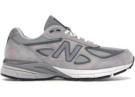 super popular 32f6f 0d2b7 New Balance 990v4 Grey (Standard Width)