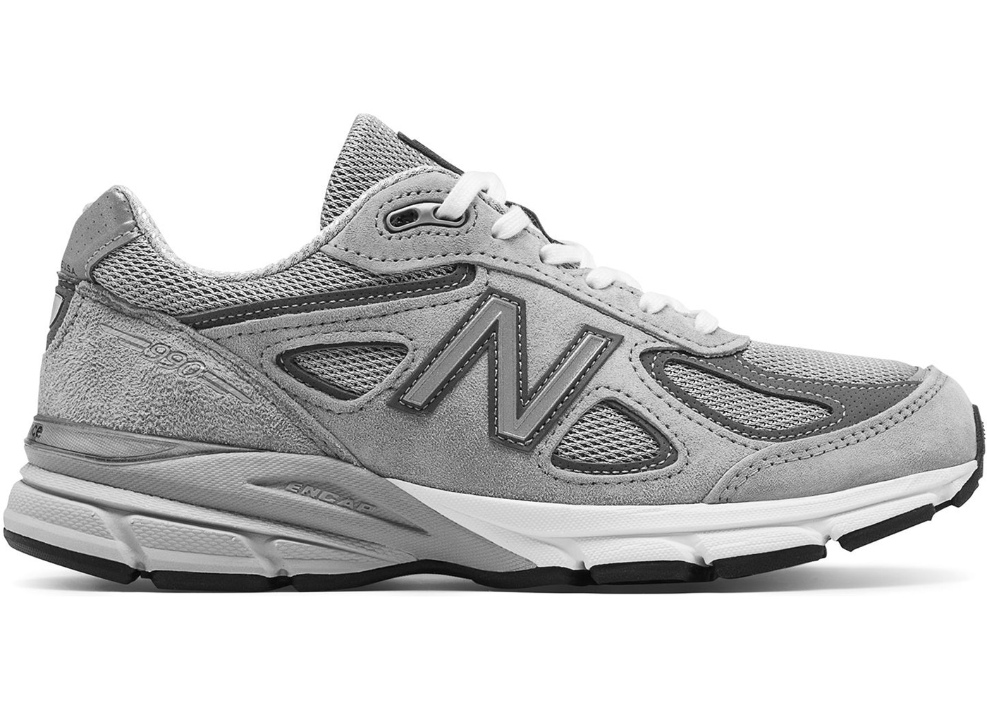 premium selection bbdb9 9cd02 New Balance 990v4 Grey (W)