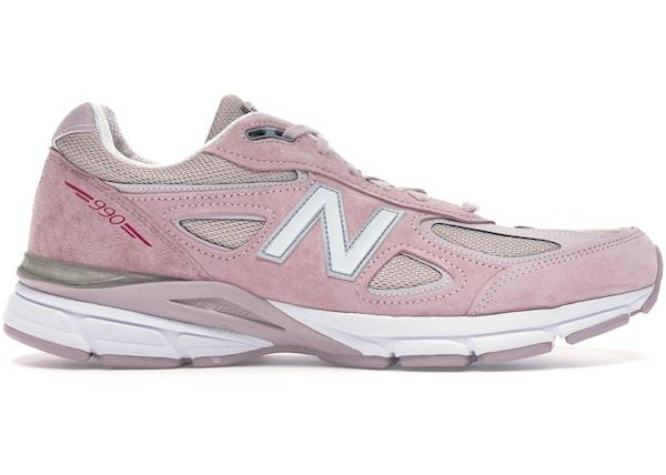 bb62797ff8 New Balance 990v4 Pink Ribbon (Faded Rose)