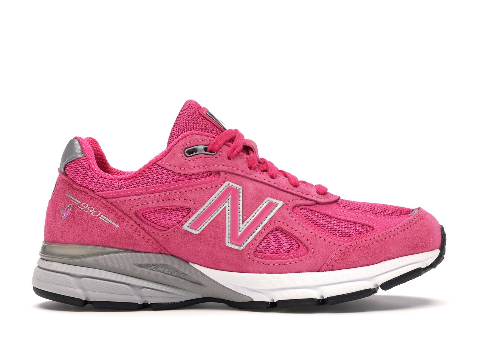 New Balance 990v4 Pink Ribbon Komen