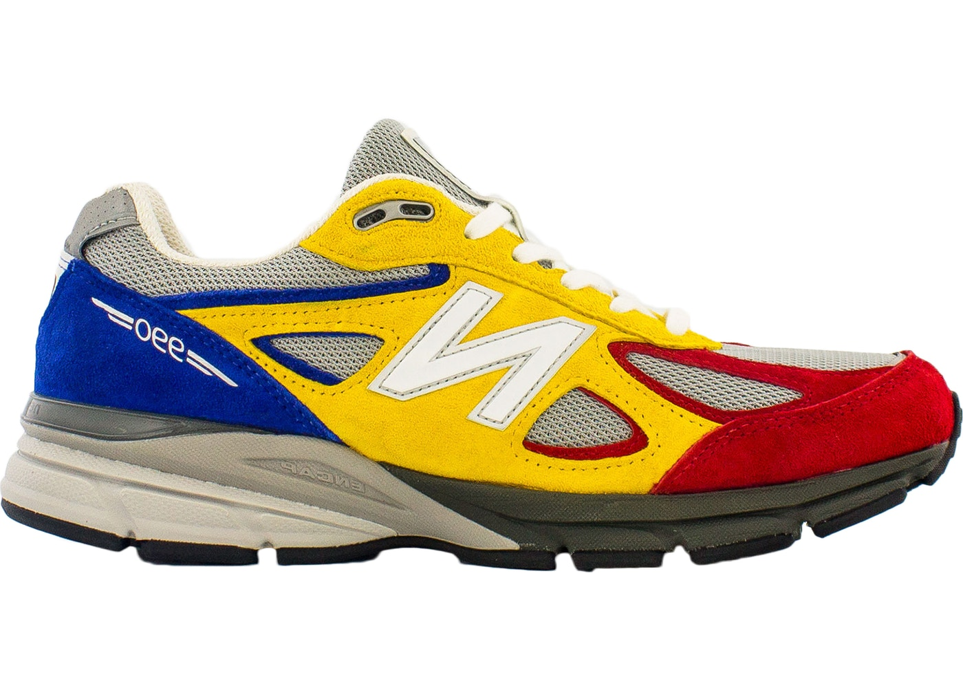 timeless design 1e545 27926 New Balance 990v4 Shoe City x Eat