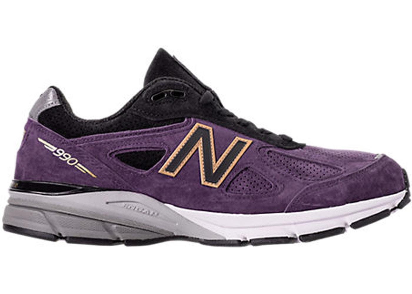 brand new 0be07 27b18 New Balance 990v4 Wild Indigo