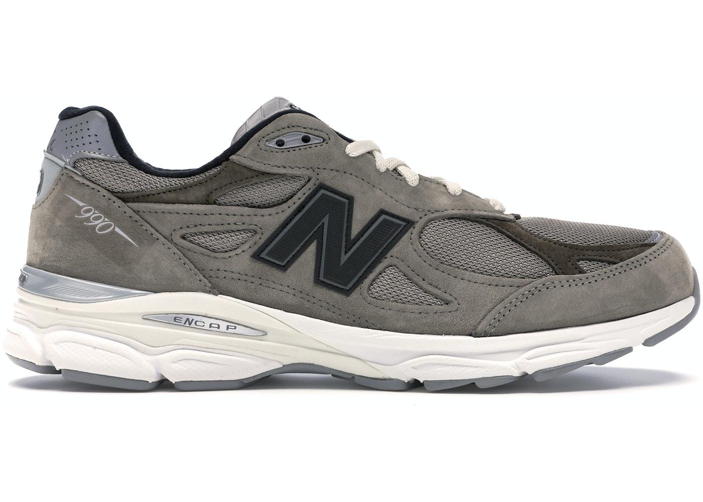separation shoes 87c79 fa21b New Balance 990v3 JJJJound - AMUS990MC3