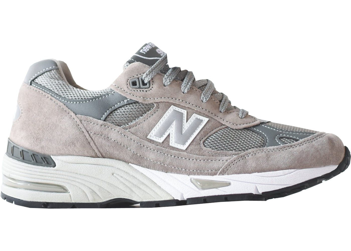 New Balance 991 Kith Grey - M991GL