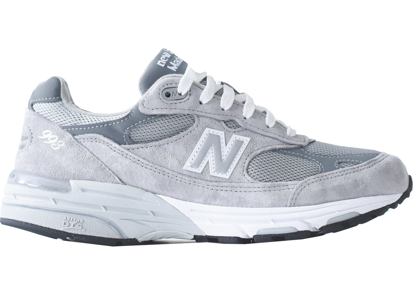 7b289a0af754 New Balance 993 Kith Grey - MR993GL