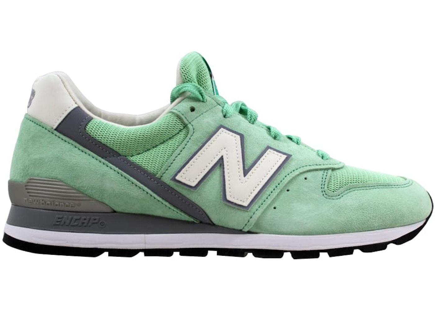 sports shoes c2be8 3db64 New Balance 996 Mint Green