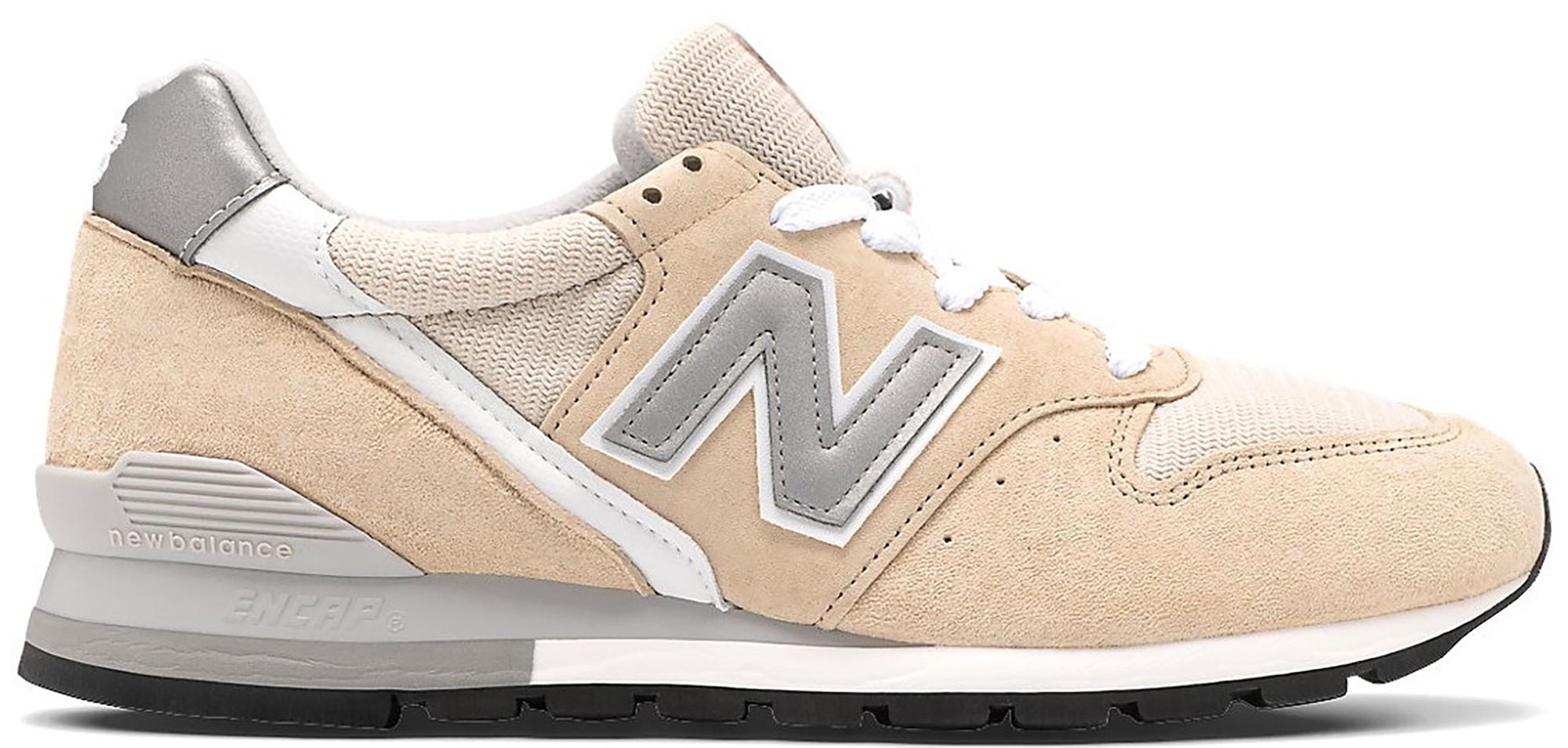 New Balance 996 Tan White - ML996V1