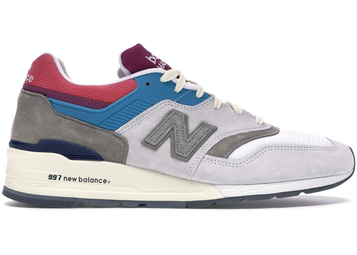 d9f827a4 New Balance 997 Aime Leon Dore (Pink Tongue) - Sneakers