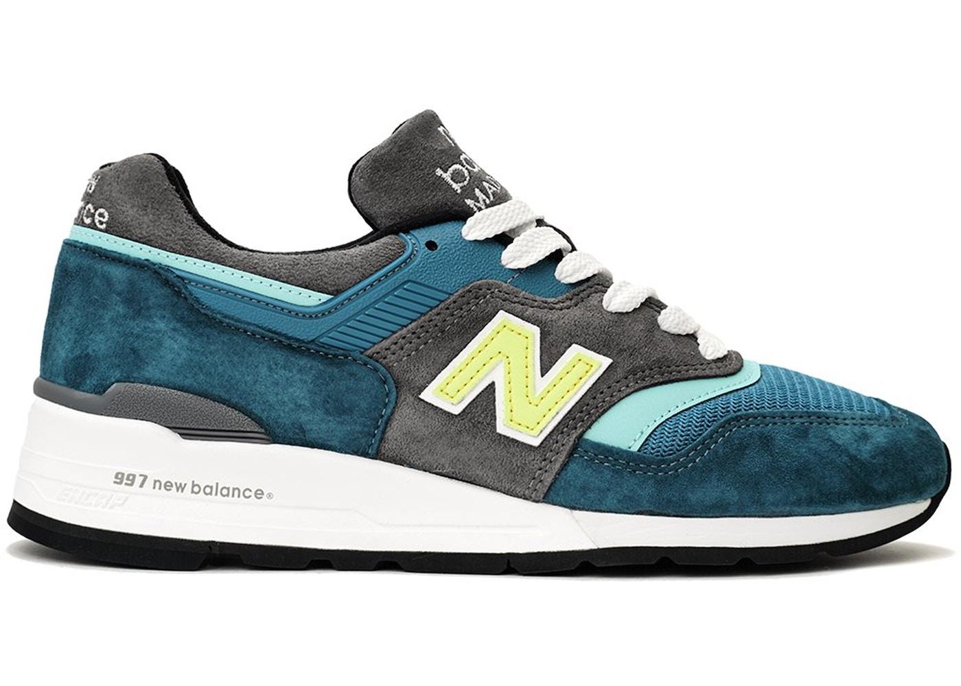 new balance 997 green
