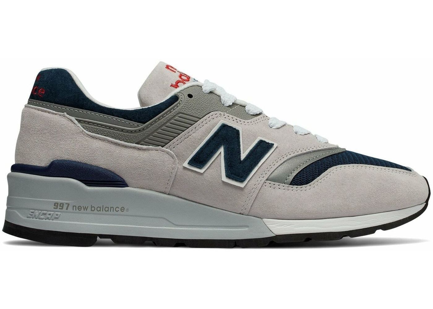 sneakers for cheap 12191 51285 New Balance 997 Grey Navy