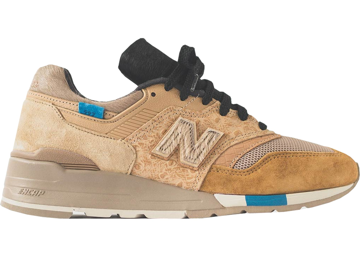 classic fit 1d702 cd3a7 New Balance 997 OG Kith nonnative