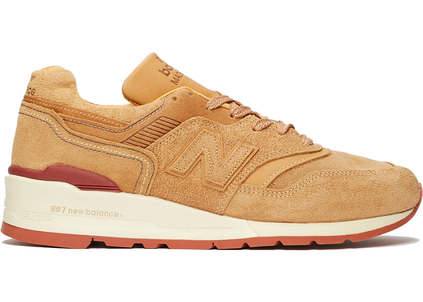 reputable site 2d886 25eec New Balance 997 Red Wing
