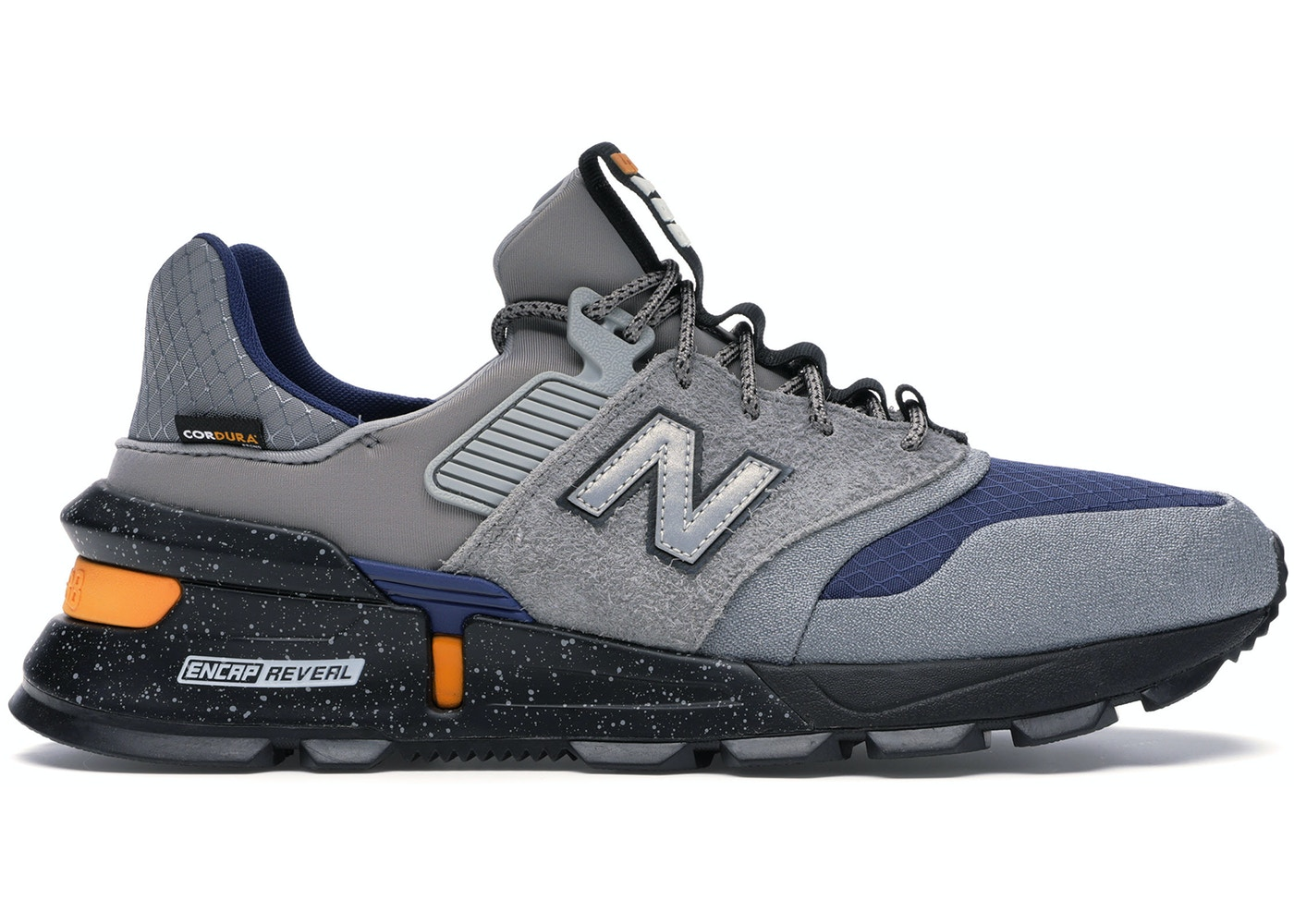 Polinizar arcilla siglo  New Balance 997 Sport Grey Steel - MS997SC