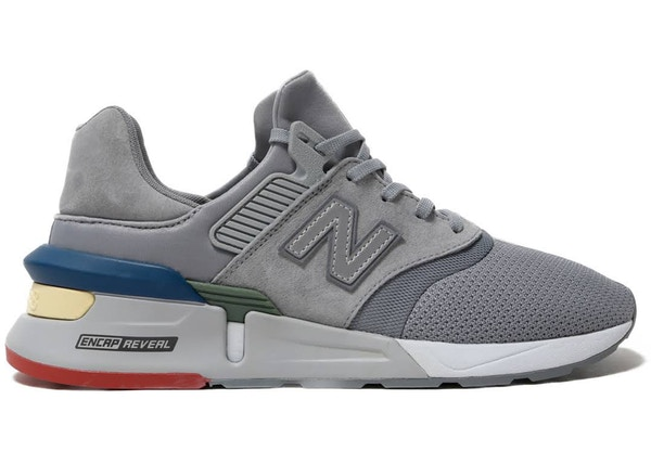 newest 0c536 27358 New Balance 997 Sport Steel