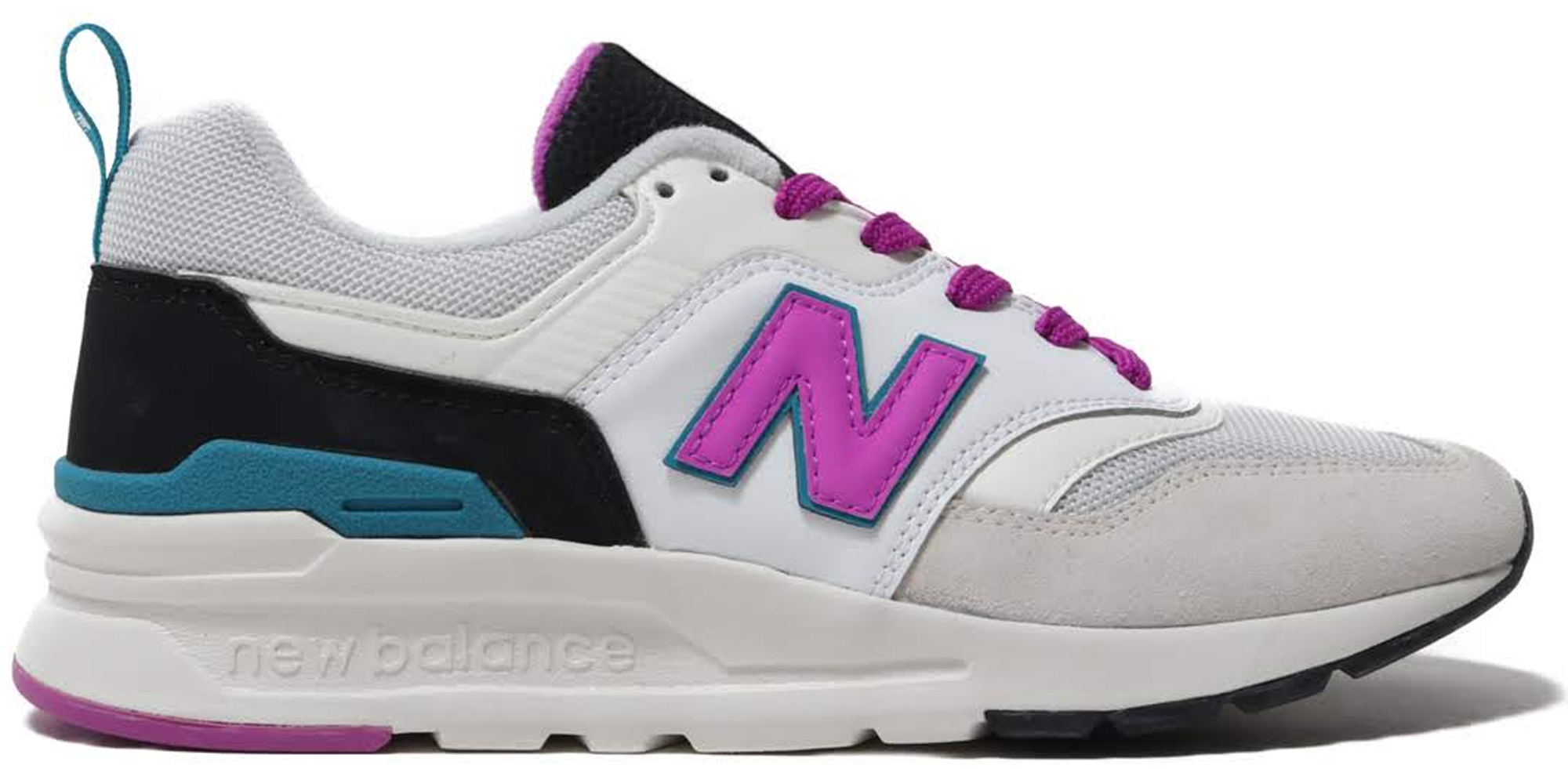 New Balance 997H White Purple (W