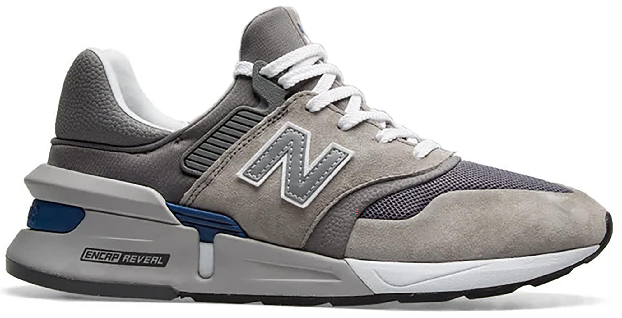 New Balance 997S Marblehead Grey - MS997HGC