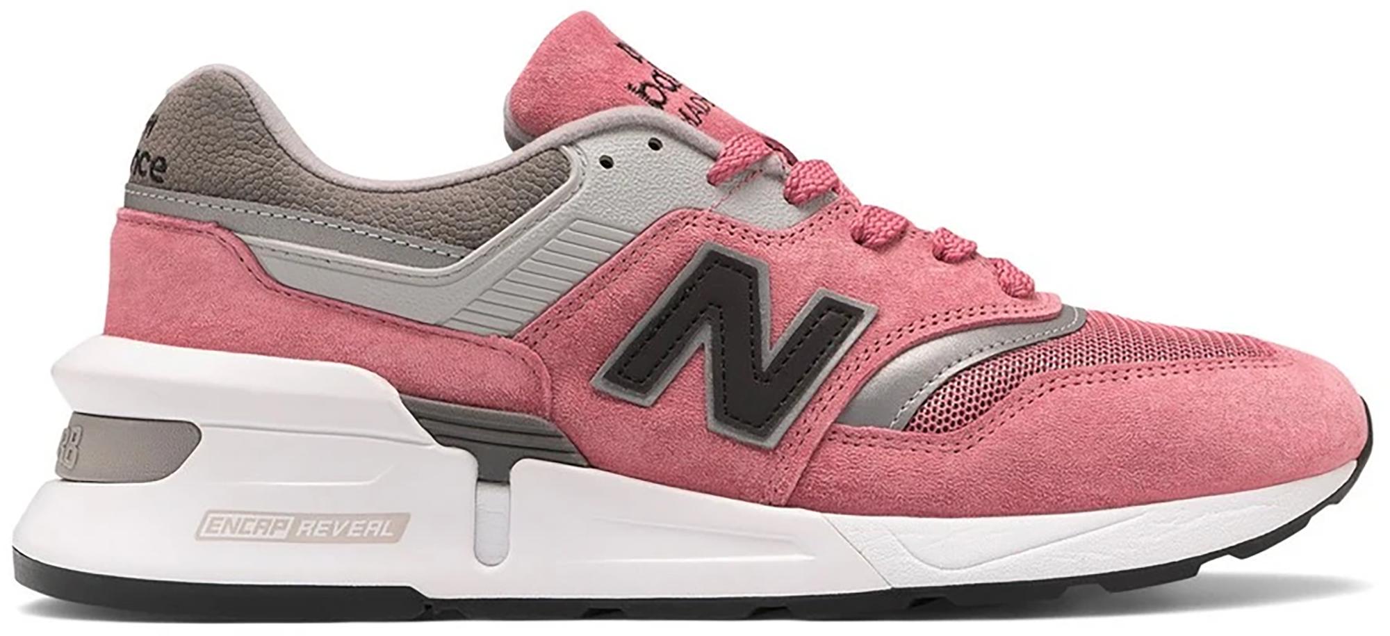 New Balance 997S Pink Grey - M997SPG