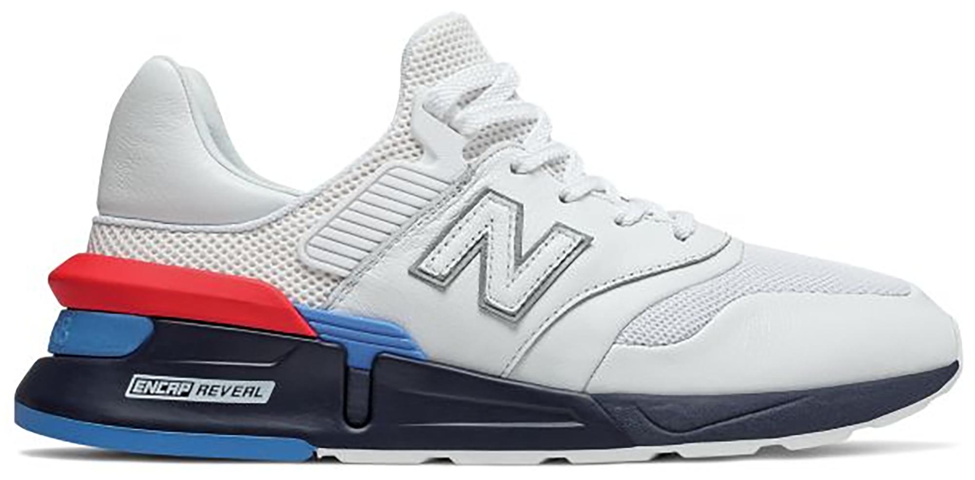 new balance 997s white
