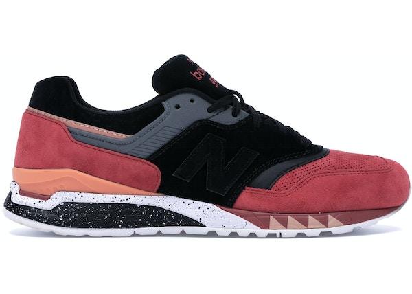 sports shoes 3d326 f3f59 New Balance 997.5 Sneaker Freaker Tassie Tiger
