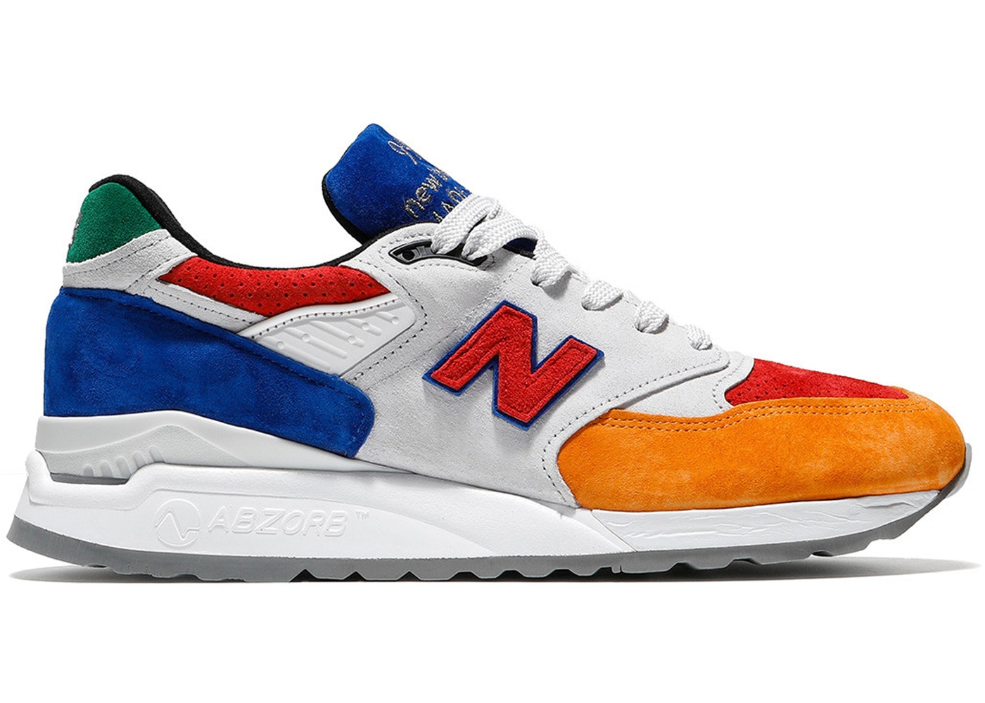 sports shoes 88a43 edc29 New Balance 998 Bodega Mass Transit