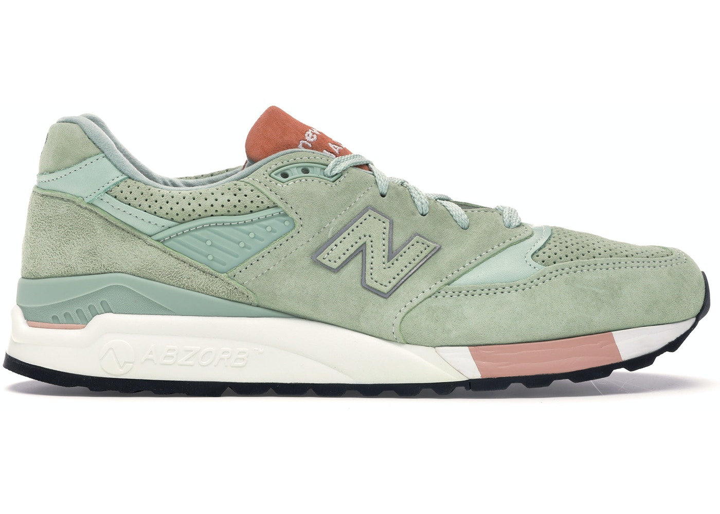 new styles 6d8fd 7deb1 New Balance 998 Concepts x Tannery