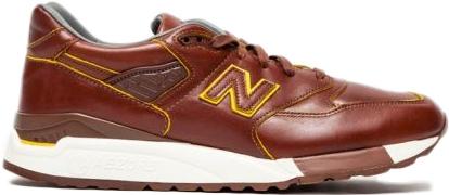 new balance leather