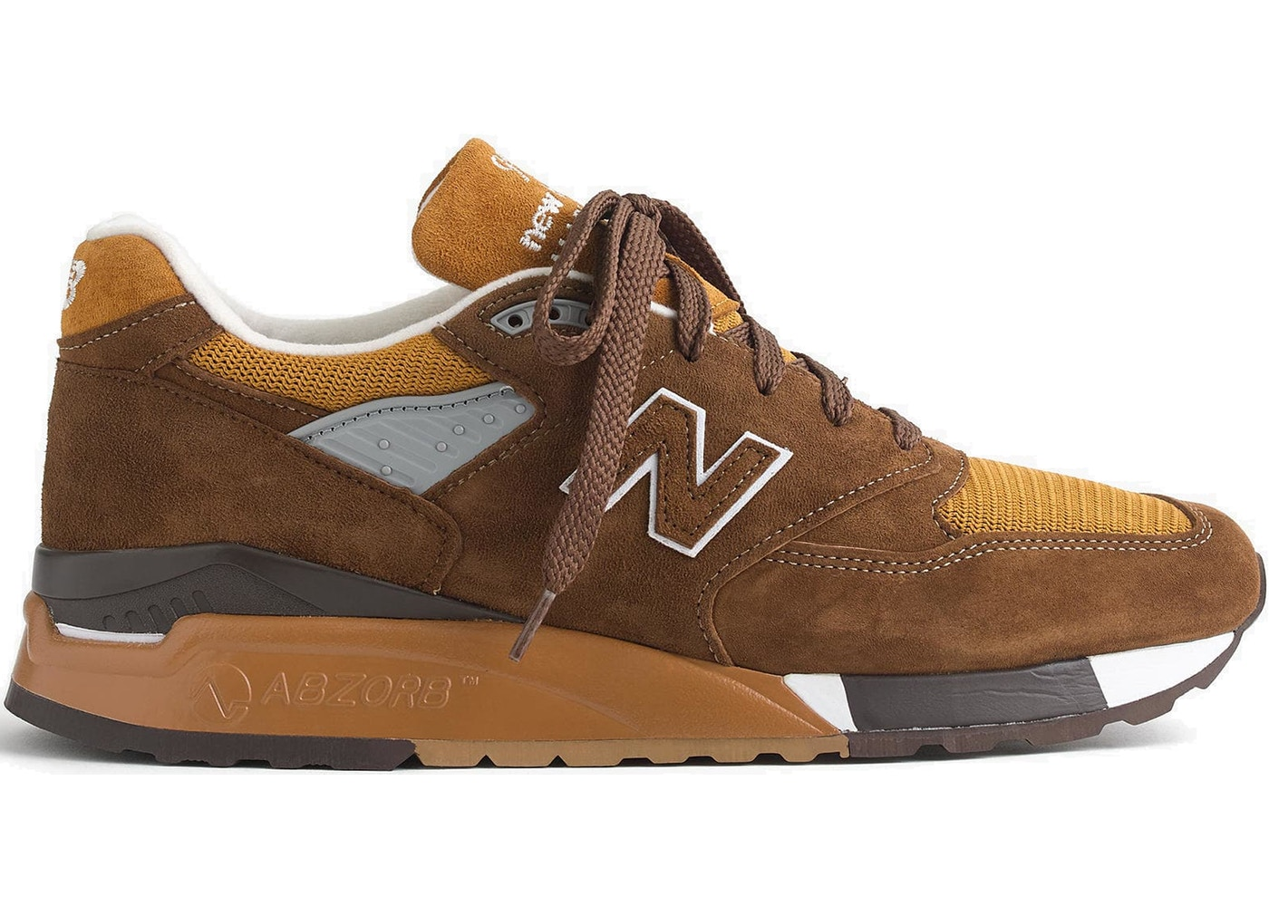competitive price b7e1a 4fb24 New Balance 998 J. Crew Death Valley