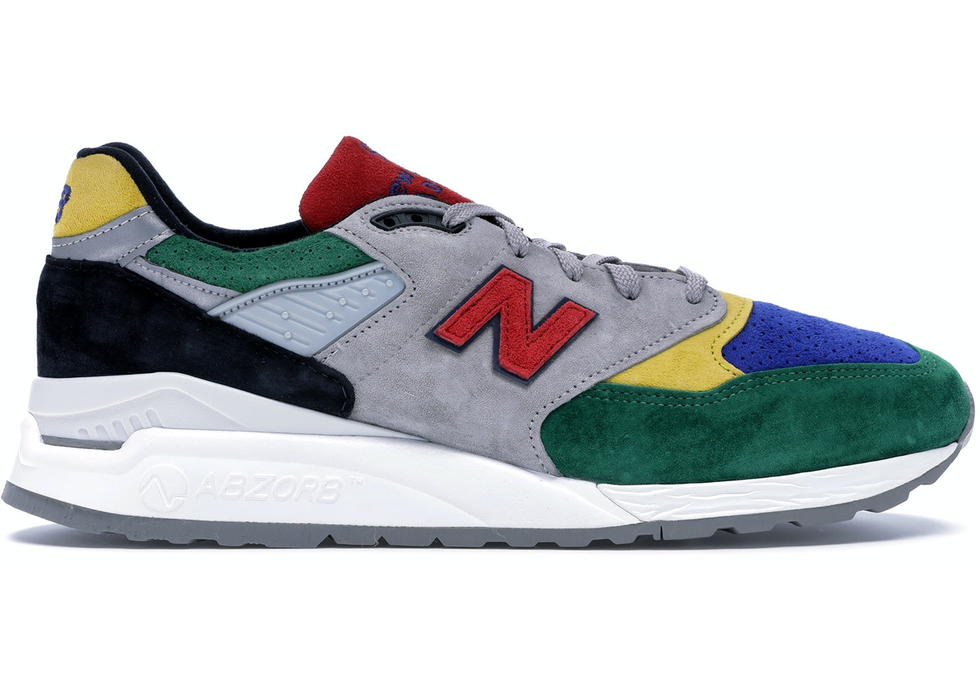 new arrival 8d964 498f1 New Balance 998 Todd Snyder Color Spectrum