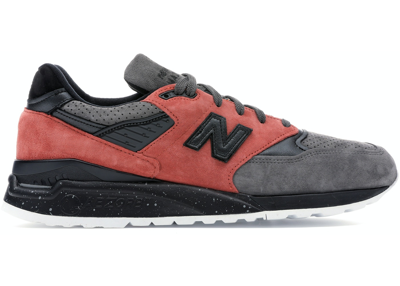 new style 2192d 2e4f6 New Balance 998 Todd Snyder Sunset Pink