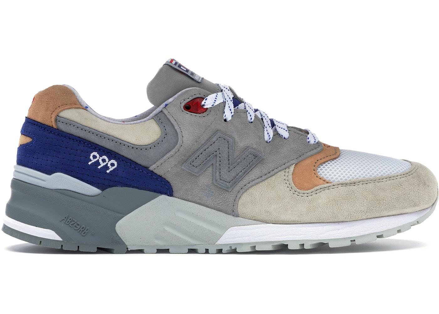 online retailer db00f 1422c New Balance 999 Concepts Hyannis (Blue)