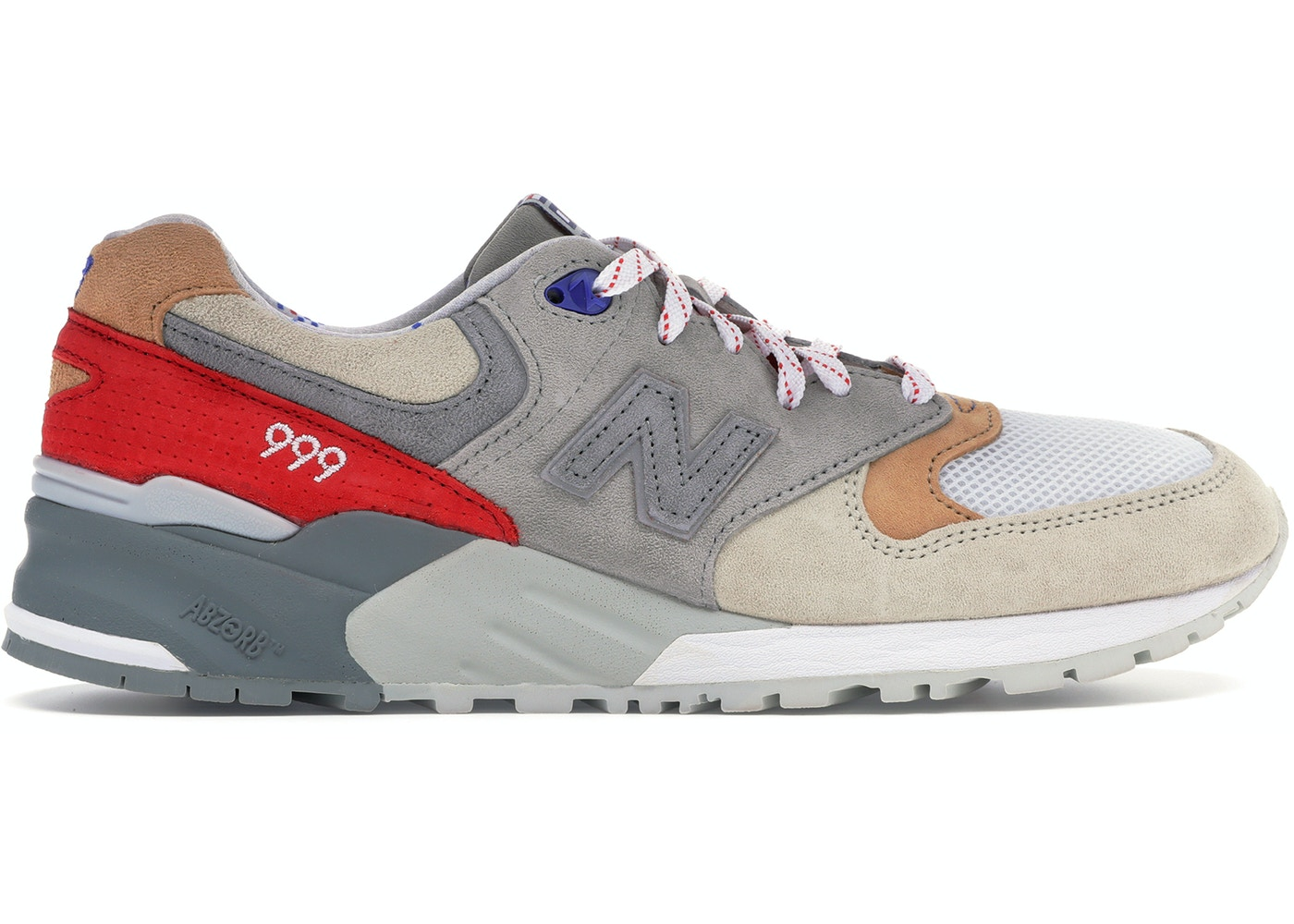 huge discount 664e8 fd7b2 New Balance 999 Concepts Hyannis (Red)