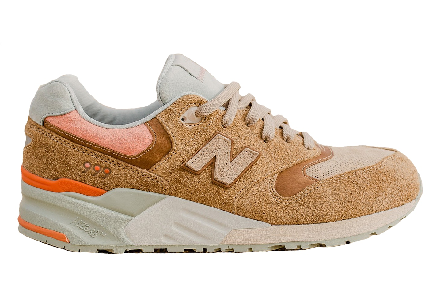 new balance 999 cml packer shoes