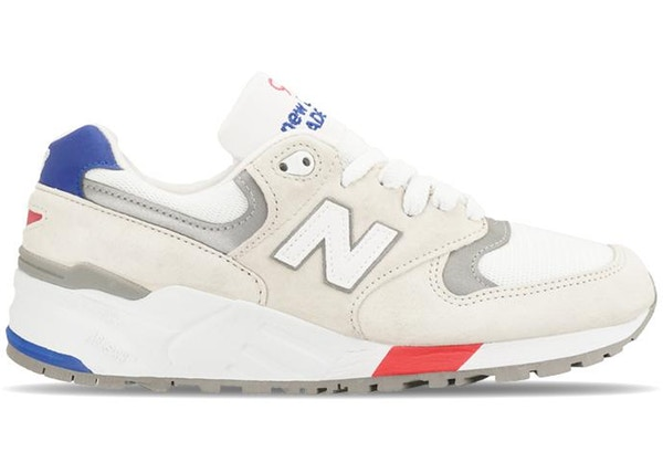 premium selection 84ad5 5221c New Balance 999 White Blue Pink - M999WEA