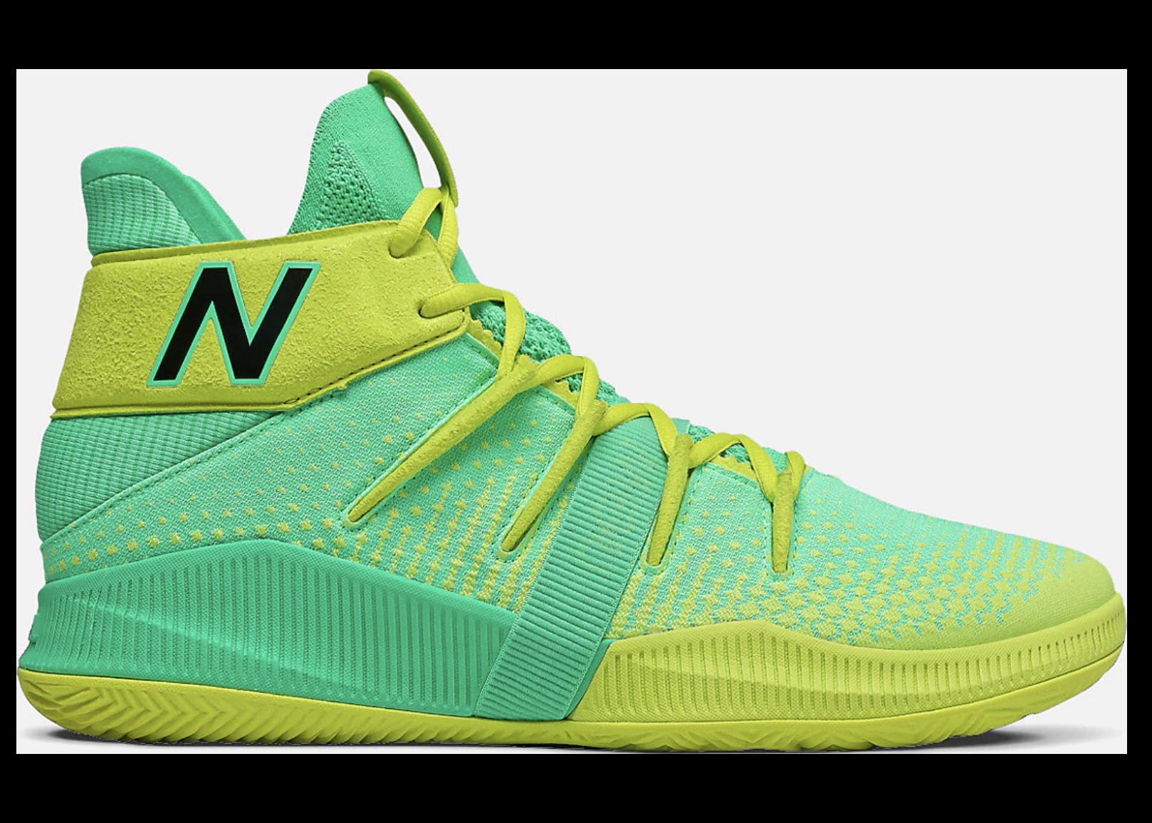 neon green new balance