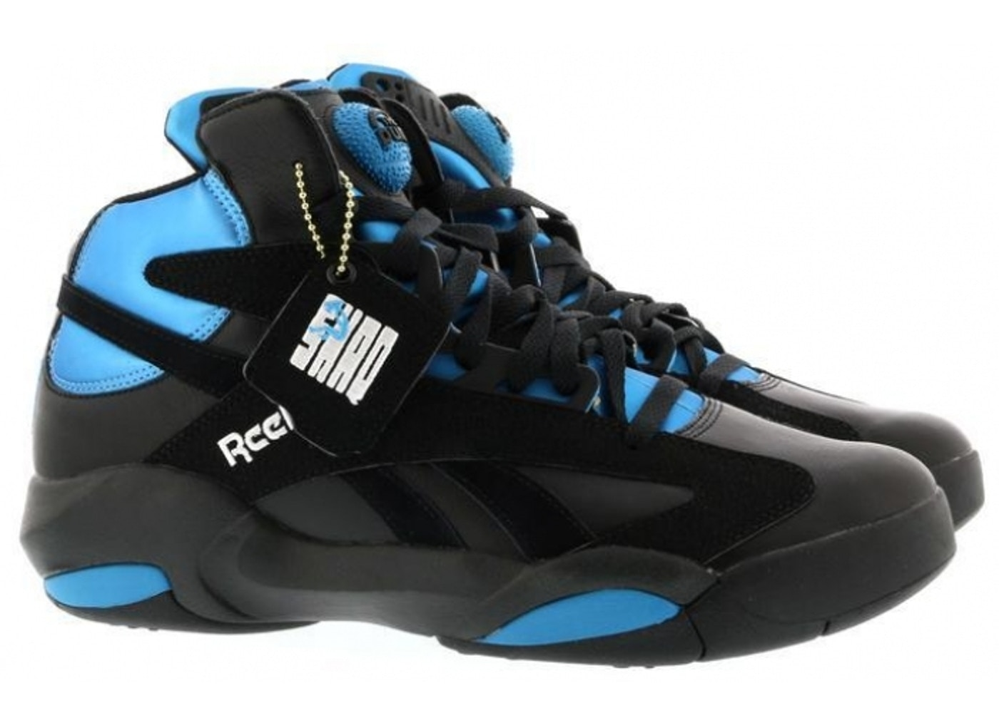 e1a522abaac3 Reebok Shaq Attaq Azure Blue (NE-YO Charity Auction) - V55083