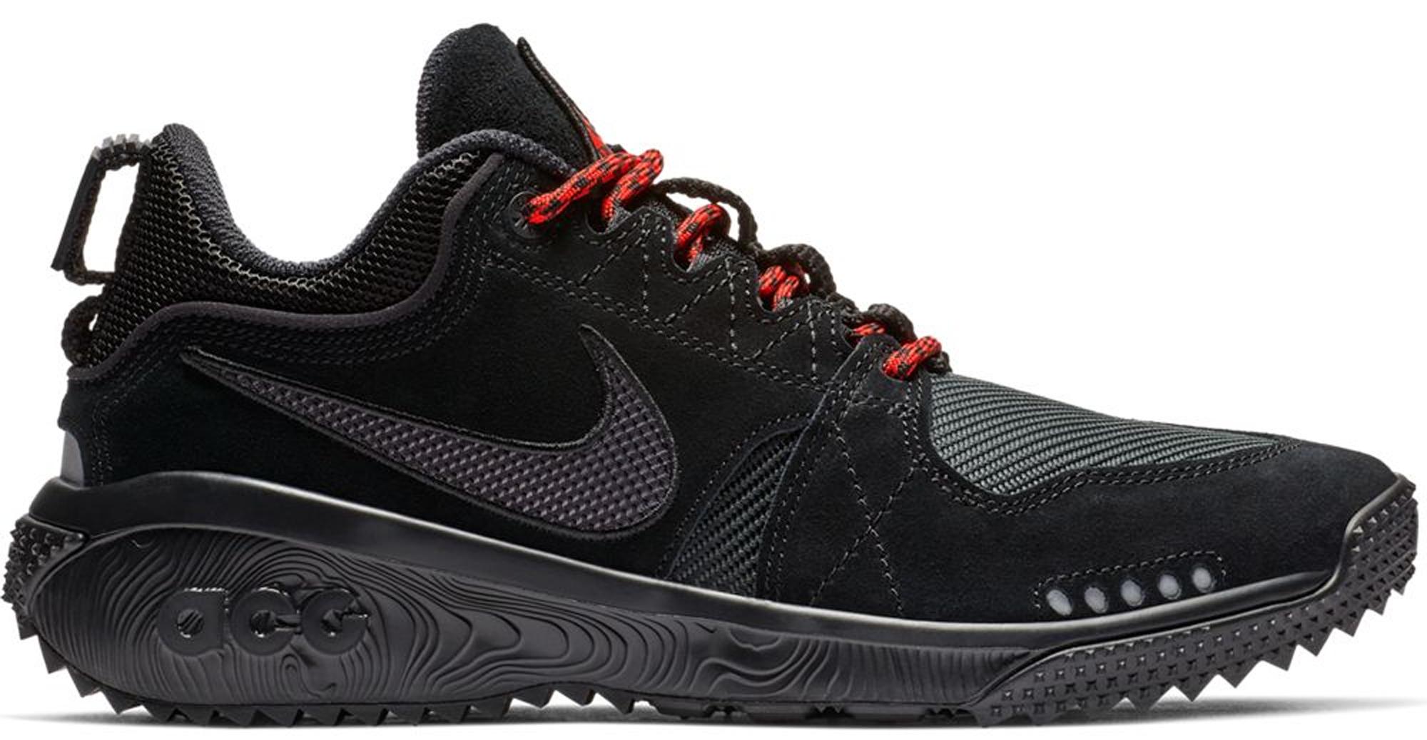 Nike ACG Dog Mountain Black Oil Grey