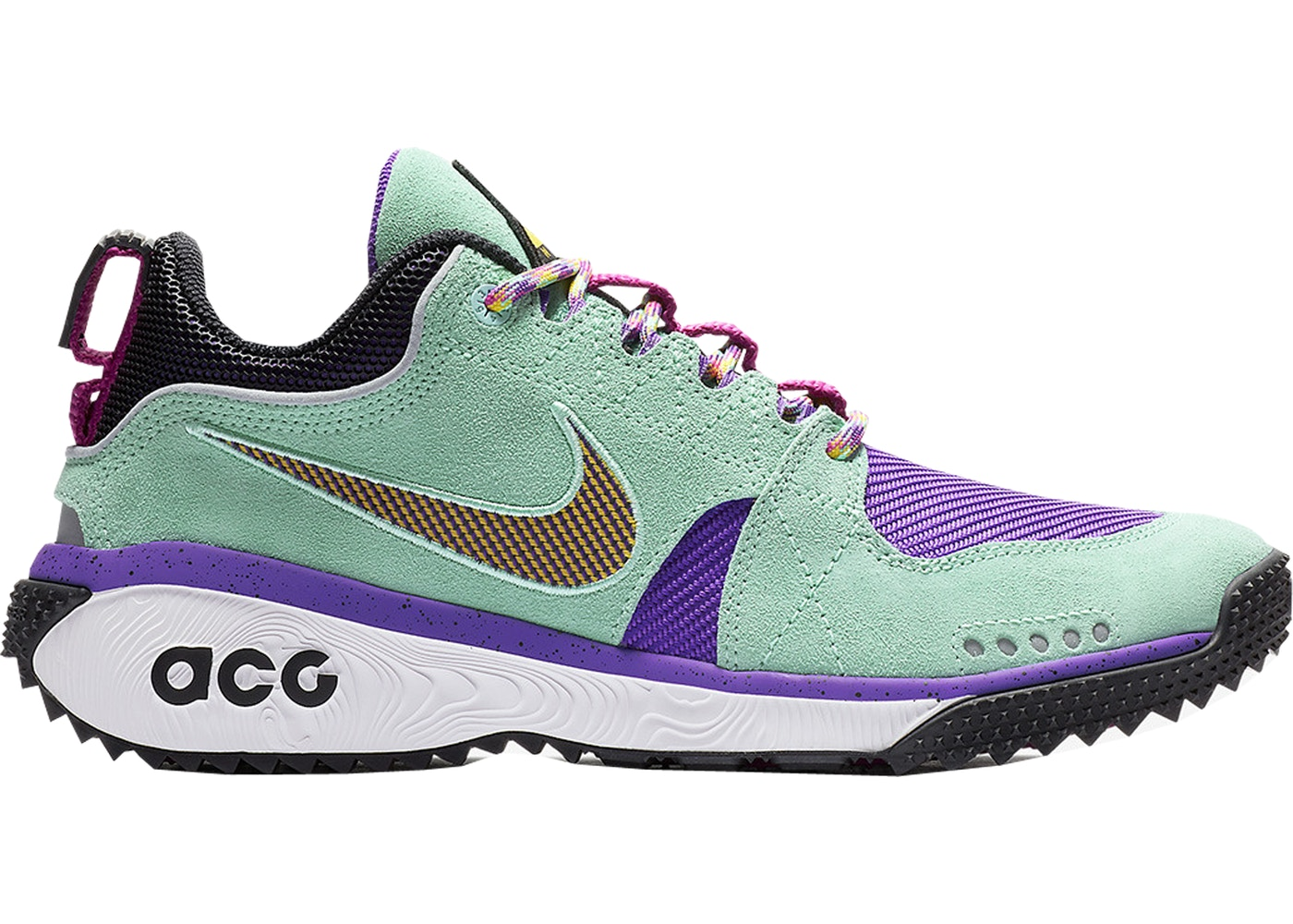 competitive price 9a7b5 4d919 Nike ACG Dog Mountain Emerald Rise